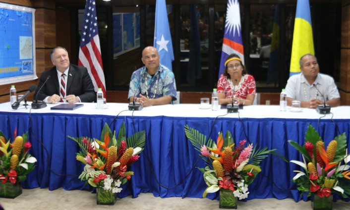 Palau, US to conduct initial Compact  consultations