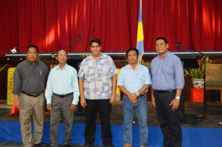 Palau Presidential Candidates Face-Off In Post-Primary Debate
