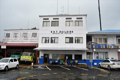Demolition Of Condemned Justice Ministry  Building in Palau to Cost $110K