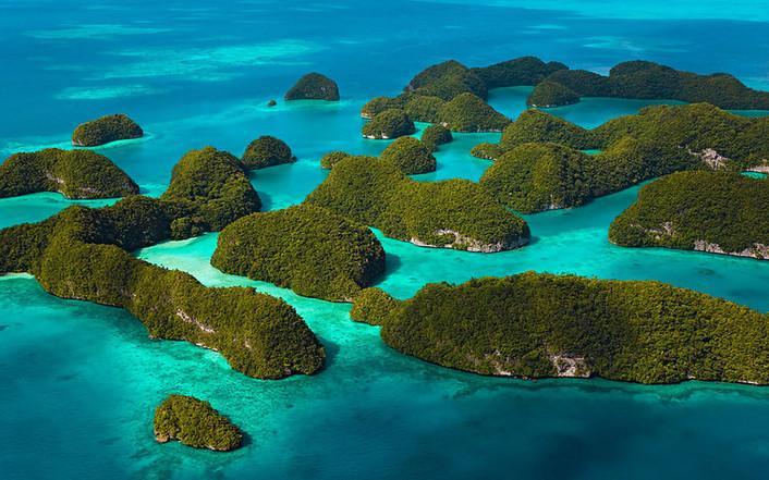 Palau Compact funding signed