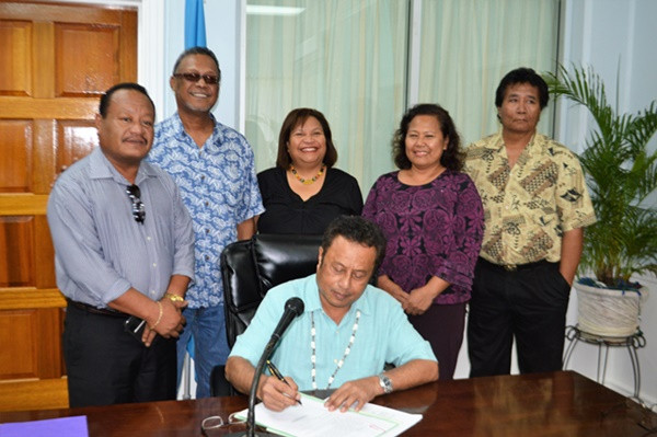 Palau To Welcome New Government On Jan. 19