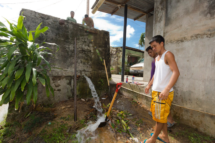 Rains Continue To Alleviate Drought Conditions In Palau