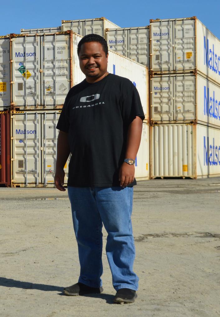 Aric Nakamura : Youngest Ever Senator In Palau