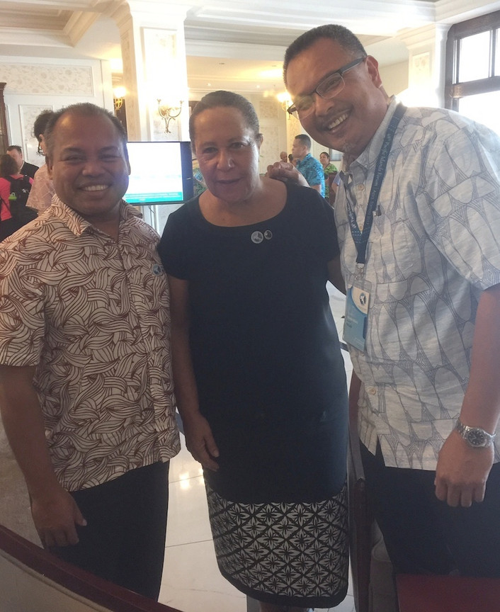 Palau's Vice President Heads Pacific Islands Forum Delegation