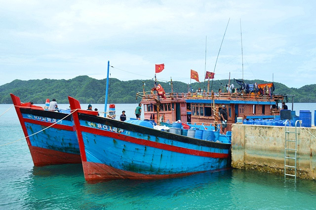 Palau Sends Tough Message Vs. Illegal Fishing, Will Burn More Vietnamese Boats