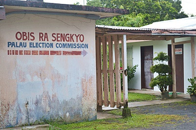 Palau Court Denies Motion To Stop Counting of Absentee Ballots