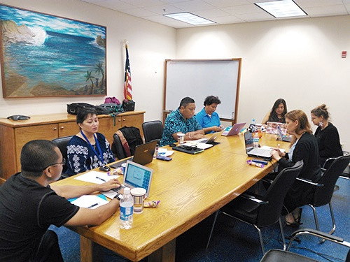 Micronesian Islands Forum Preparatory Meetings Kicks Off