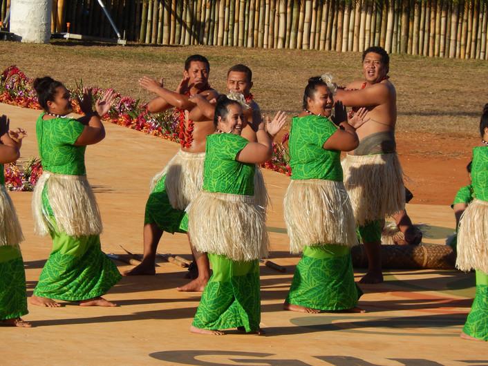 Calvo: Island Cultures Thrive In Globalization
