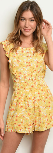 The Clementine Romper