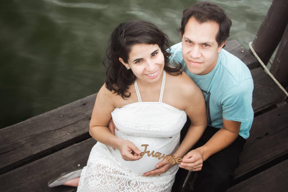Tus fotos maternales en Quito