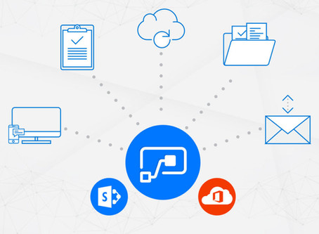 Flow: File Emails in SharePoint with Metadata
