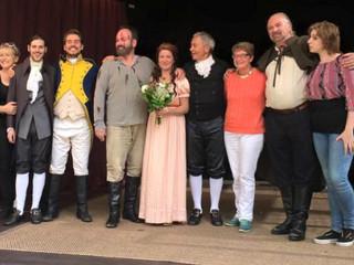 Begejstret publikum ved guidOpera's premiere på TOSCA