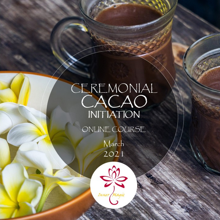 Ceremonial Cacao Initiation