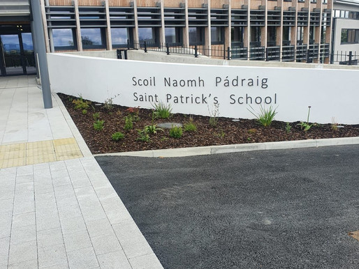 Massive CCTV and Security Work at St Patrick's Special School