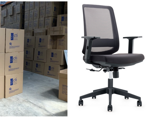 Large Stock Of Our New Executive Chairs
