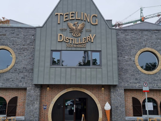 CTI have the honour of being selected to protect Teeling Whiskey Company