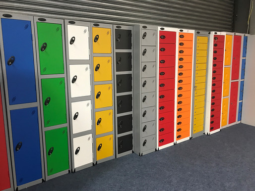 100's Of New Probe Lockers In Stock!