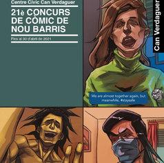 Poster for Barcelona's city major