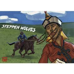Steppen Wolves