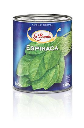 Espinaca, 800g