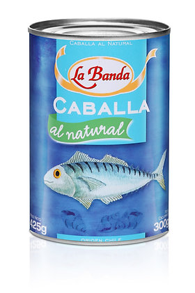 Caballa al Natural, 400g