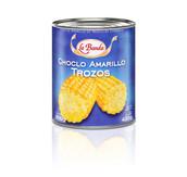 Choclo Amarillo Trozos