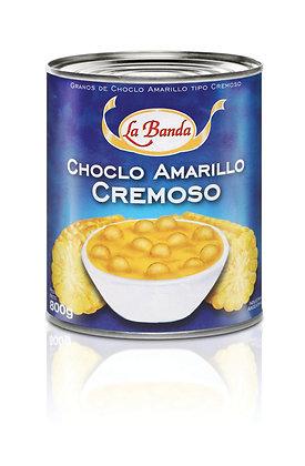 Choclo Amarillo Cremoso, 800g