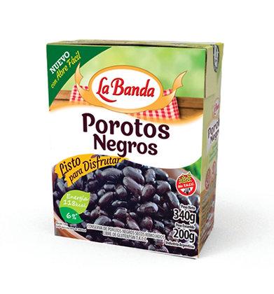 Porotos Negros 340g
