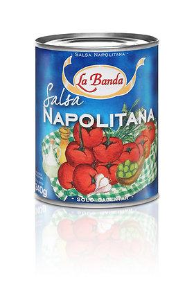Salsa Napolitana 340g