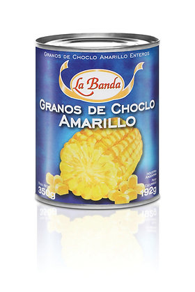 Choclo Amarillo Entero, 340g