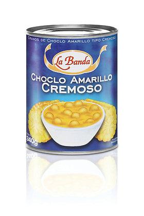 Choclo Amarillo Cremoso, 340g