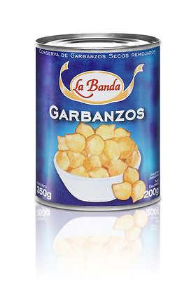 Garbanzos 350g