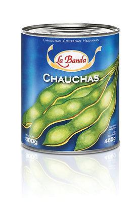 Chauchas, 800g