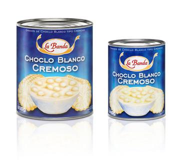 Choclo Blanco Cremoso
