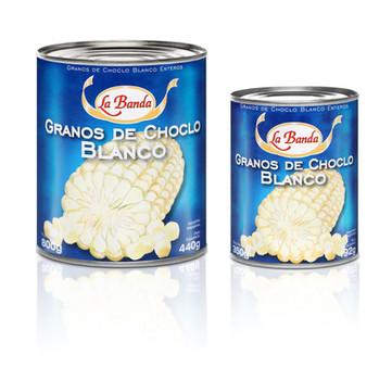 Choclo Blanco