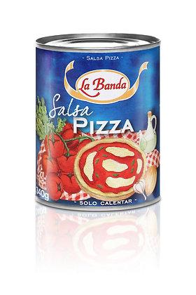 Salsa Pizza 340g