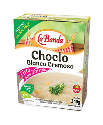 Choclo Blanco Cremoso 340g