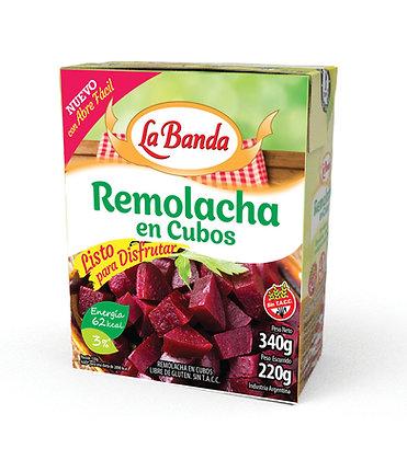 Remolacha en Cubos 340g