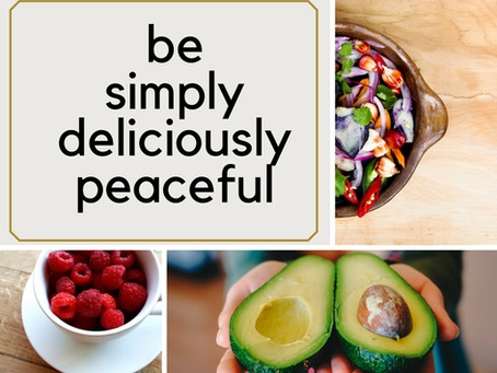 Simple Steps for Achieving Peace with Food