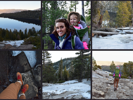 Cascade Falls Trail, Emerald Bay