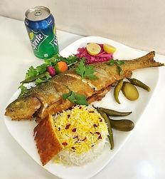 Trout Fish (Ghezel Ala)