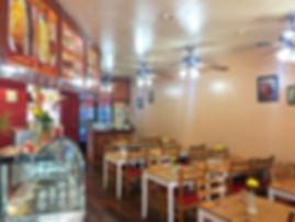 Presto Grill Resturant inside