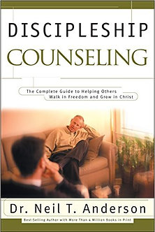 Discipleship Counselling - WORKBOOK