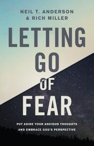 Letting Go of Fear - BOOK