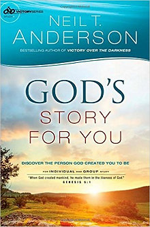 God's Story for You - SMALL GROUP STUDY