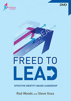 Freed to Lead - DVD