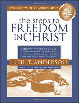 Steps to Freedom In Christ - FRENCH