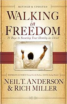 Walking In Freedom - BOOK
