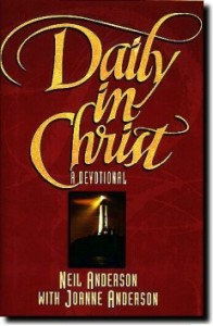 Daily In Christ - BOOK