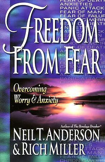 Freedom From Fear - BOOK